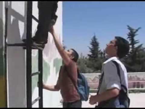 School Break Scene - No Escape