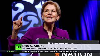 Chief spreading bull: Cherokee Nation rejects Elizabeth Warren's DNA results - RUSSIATODAY
