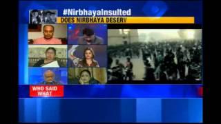 NewsX Exclusive: Does Nirbhaya deserve this? - NEWSXLIVE