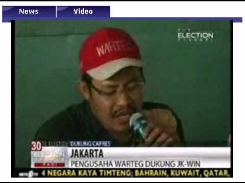 WARTEG PILPRESS 2009 DI METRO TV