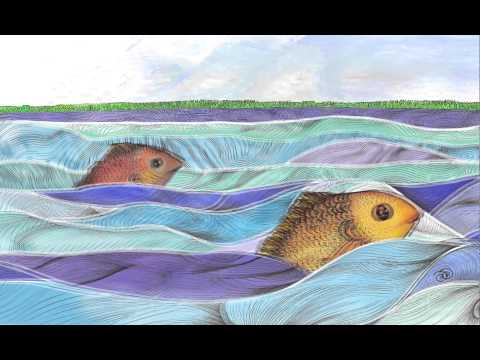 Kalila wa Dimna: Fables Across Time Tablet App: The Story of the 3 Fish (English)