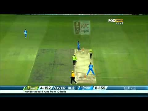Big Bash League Highlights, Round 2