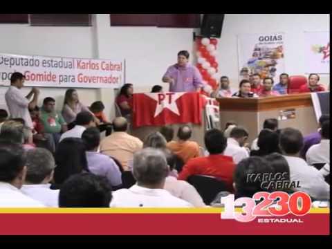 Histórico Karlos Cabral 13 230 Deputado Estadual