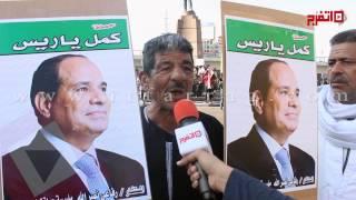 مواطن شرقاوي: أفوض السيسي وأطالبه بعزل المحافظ