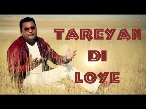 TAREYAN DI LOYE NACHHATAR GILL (Official) VIDEO SONG  