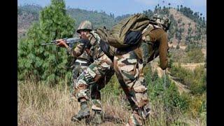 In Graphics: Pakistan again violates ceasefire, heavy shelling in Rajouri, Akhnoor - ABPNEWSTV