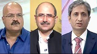 प्राइम टाइम : बीजेपी−शिवसेना में खींचतान - NDTV
