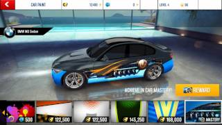 asphalt 8 airborne showcase d c class cars game. Black Bedroom Furniture Sets. Home Design Ideas