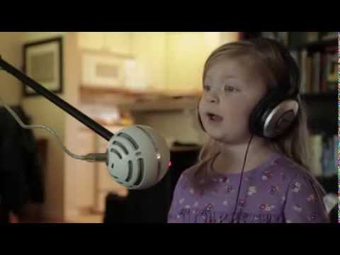 Maddie and Zoe sing  Let It Go  from Disney's  Frozen