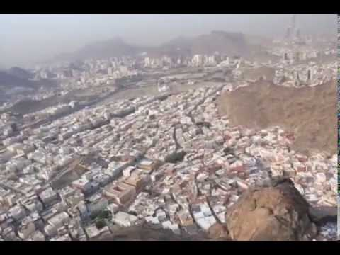 Ghar-e-Hira - At the edge of mountain - 23-05-2014