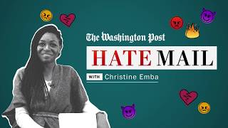 Washington Post Hate Mail: Christine Emba on the Museum of the Bible - WASHINGTONPOST
