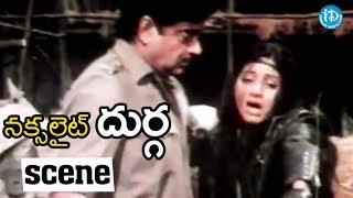 Naxalite Durga Movie Climax Scene || Sridevi, Shatrughan Sinha - IDREAMMOVIES