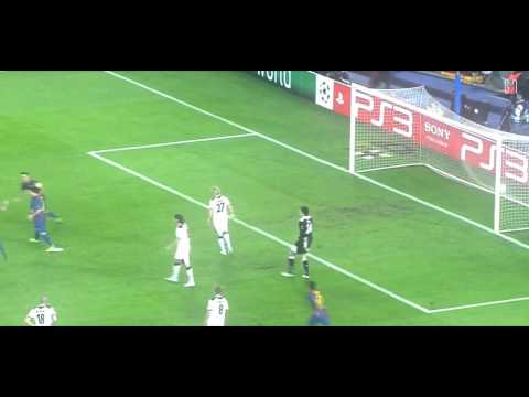 Andres Iniesta - El Ilusionista - 2012 | European Player of the Year | HD