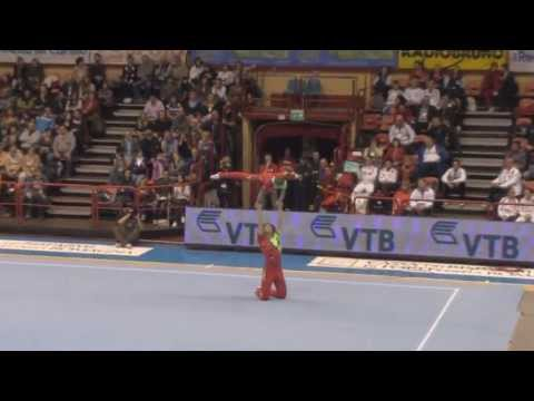 Acrobatic Gymnastics World Cup 2011  Great Britain 1, Men's Pair