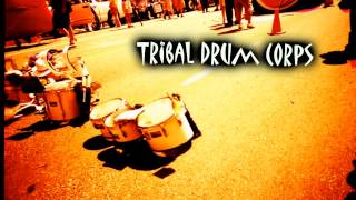 Royalty Free :Tribal Drum Corps