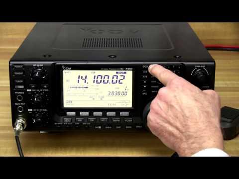 IC-7410 Featured on AmateurLogic.tv