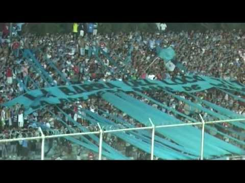 Hinchada Belgrano vs Union 2012