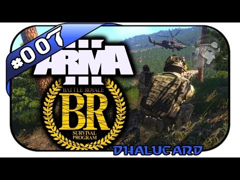Arma 3 Battle Royale #007 - ES GIBT STRESS - Let's Play Arma 3 - Deutsch German