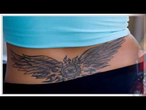 hip tattoos for girls - name tattoo ideas - tattoo pics