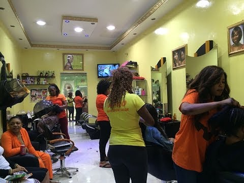 Afro Hair Salon Dubai