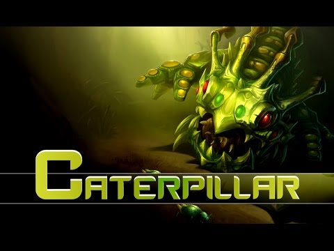 League of Legends: Caterpillar Kog'Maw (HQ Skin Spotlight)