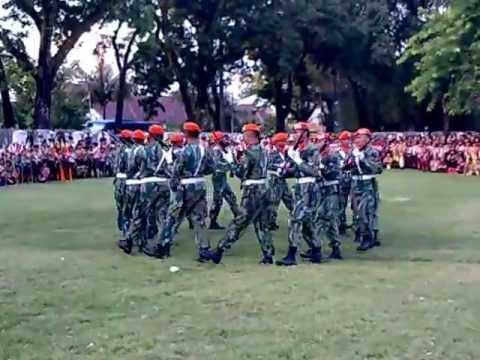 Paskhas 466 Kolone Senapan