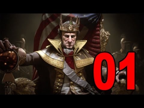 AC3 Tyranny of King Washington DLC: The Infamy - Part 1 (Assassins Creed 3 Lets Play / Walkthrough)