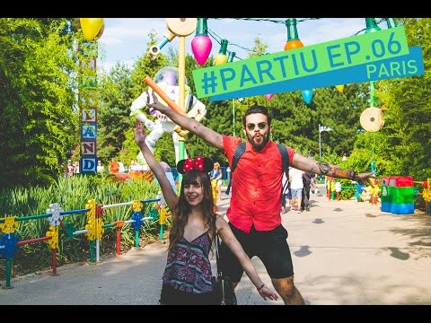 #Partiu - Paris - Ep. 6 (Disneyland Paris)