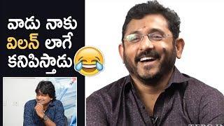 Harish Shankar Looks Like A Villain To Me Says BVS Ravi | Super Fun On Harish Shankar - TFPC