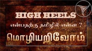 "Mozhi Arivom 08-10-2015 ""High heels"" – Puthiya Thalaimurai Tv Show"