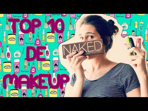 Top 10 de maquillaje | Top 10 makeup products! - Fashion Diaries