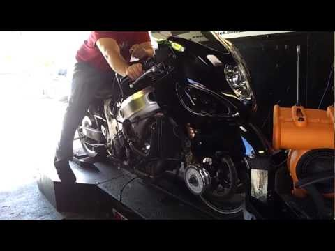 Turbo Hayabusa E85 Dyno and Drag Strip Run