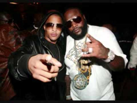 Rick Ross ft. T.I. - 9 Piece [HQ] -09T2g7yqAZE