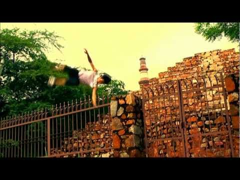 Parkour and Freerunning - India