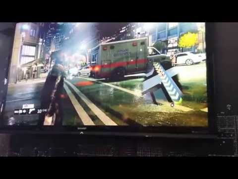 5 Minutes of Watch_Dogs Gameplay [PAX East 2014]