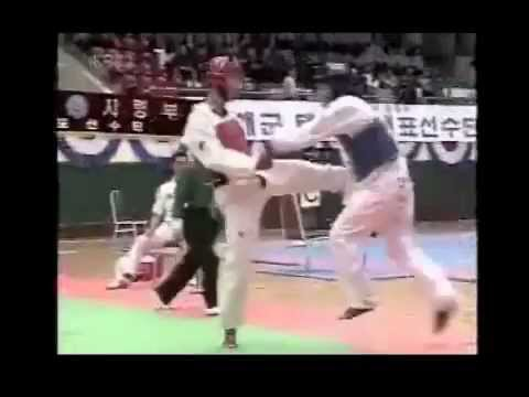 Korean TKD Nationals [Army Welter Weight Semi-finals]