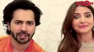 Varun & Anushka issue a 'Sui Dhaaga' challenge to their fans & more | Bollywood News - ZOOMDEKHO