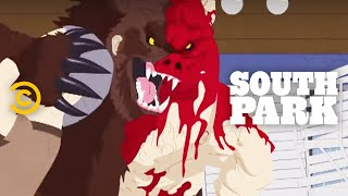Maybe We Should Have Done Something About ManBearPig - South Park - COMEDYCENTRAL