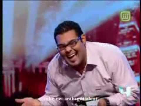 Arabs Got Talent   Ep3   عمرو قطامش   YouTube