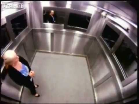 Very Scary Elevator Ghost Prank SO FUNNY watching people get scared!!