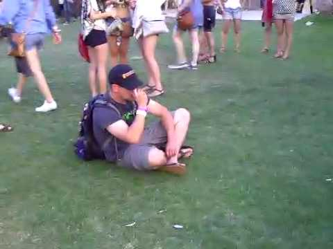 Wasted guy vs flip flop