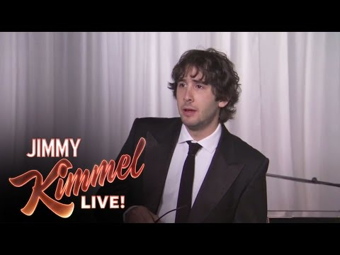 Josh Groban sings the best tweets of Kanye West