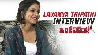 Actress Lavanya Tripathi Interview About Inttelligent Movie | TFPC - TFPC