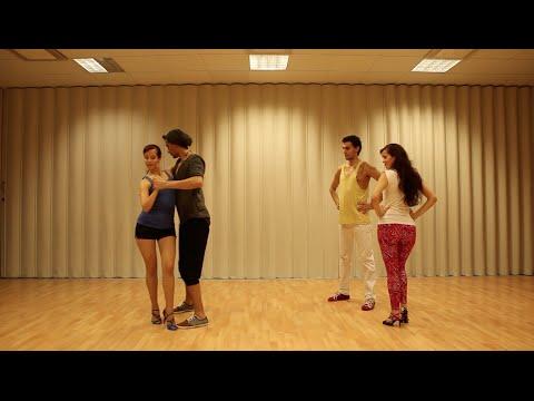 Inside The Dance Studio VOL.3__Nemanja&Laura VS Nemanja&Laura - Ghetto Zouk VS Kizomba