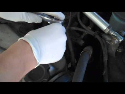 Tutorial: How to change Spark Plugs on a 1995 Honda Accord
