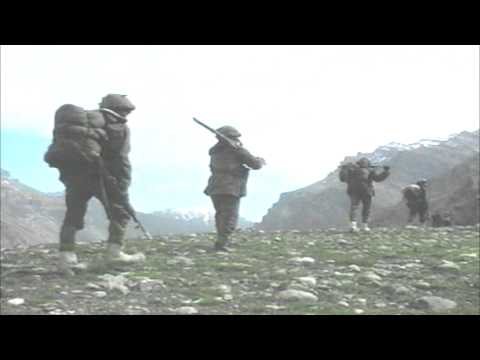 India Pakistan Kargil war 1999 - a very exclusive video