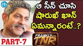 Actor Jagapathi Babu Exclusive Interview - Part #7 || Frankly With TNR - IDREAMMOVIES