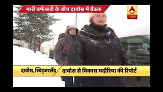 PM Narendra Modi to attend World Economic Forum in Switzerland's freezing city Davos - ABPNEWSTV