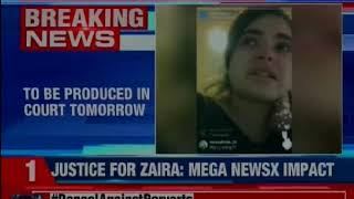 Dangal Actor Zaira Wasim molestation case: Accused arrested by Mumbai Police - NEWSXLIVE