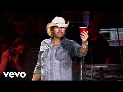 Toby Keith - Red Solo Cup (Live)